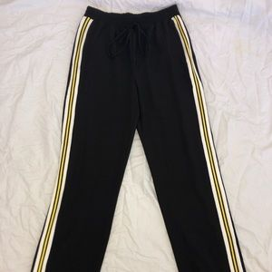 Forever 21 track pants